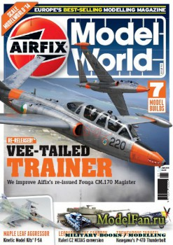 Airfix Model World - Issue 50 (January 2015)