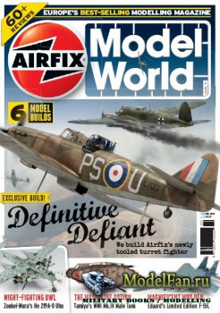 Airfix Model World - Issue 51 (February 2015)