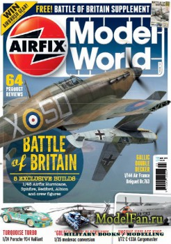 Airfix Model World - Issue 52 (March 2015)