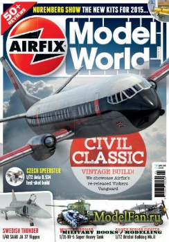 Airfix Model World - Issue 53 (April 2015)