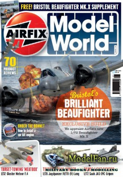 Airfix Model World - Issue 54 (May 2015)