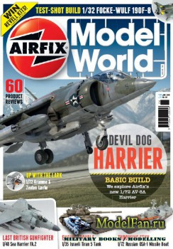 Airfix Model World - Issue 55 (June 2015)