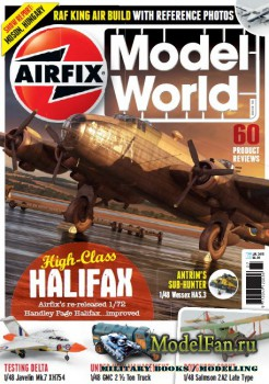 Airfix Model World - Issue 56 (July 2015)