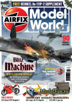 Airfix Model World - Issue 57 (August 2015)