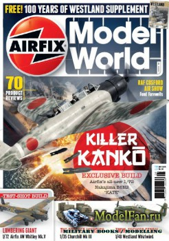 Airfix Model World - Issue 58 (September 2015)