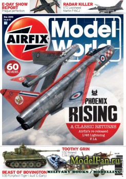 Airfix Model World - Issue 61 (December 2015)