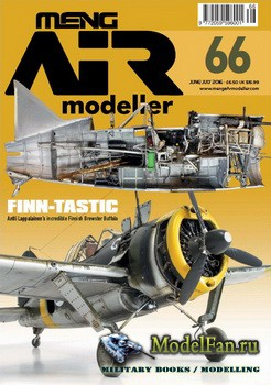 AIR Modeller - Issue 66 (June/July) 2016