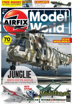 Airfix Model World - Issue 62 (January 2016)