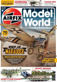 Airfix Model World - Issue 63 (February 2016)