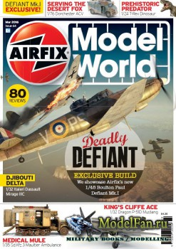Airfix Model World - Issue 64 (March 2016)