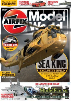 Airfix Model World - Issue 65 (April 2016)