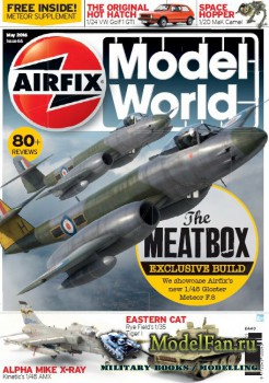 Airfix Model World - Issue 66 (May 2016)