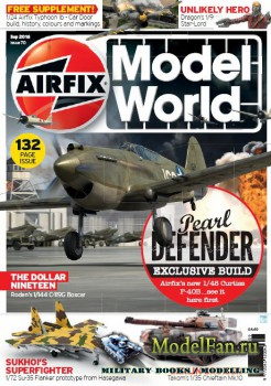 Airfix Model World - Issue 70 (September 2016)