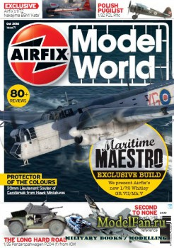 Airfix Model World - Issue 71 (October 2016)