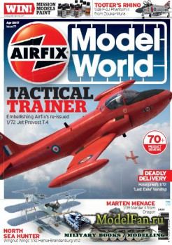 Airfix Model World - Issue 77 (April 2017)