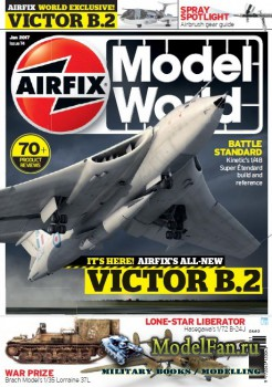 Airfix Model World - Issue 74 (January 2017)