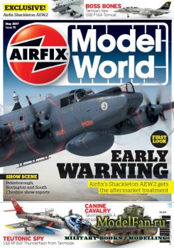 Airfix Model World - Issue 78 (May 2017)