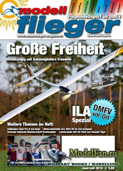 Modell Flieger (June/July 2010)