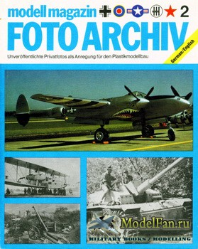 Modell Magazin Foto Archiv 2