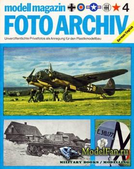 Modell Magazin Foto Archiv 4