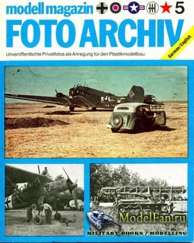 Modell Magazin Foto Archiv 5