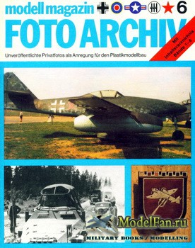 Modell Magazin Foto Archiv 6