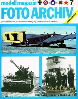 Modell Magazin Foto Archiv 7