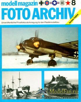 Modell Magazin Foto Archiv 8