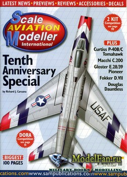 Scale Aviation Modeller International (January 2005) Vol.11 №1