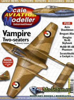 Scale Aviation Modeller International (February 2005) Vol.11 №2
