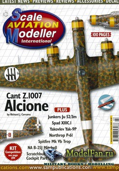 Scale Aviation Modeller International (March 2005) Vol.11 №3