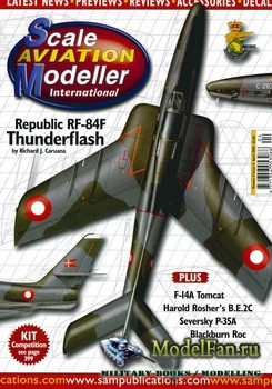 Scale Aviation Modeller International (April 2005) Vol.11 №4