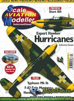 Scale Aviation Modeller International (May 2005) Vol.11 №5