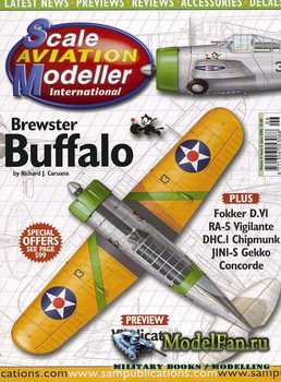 Scale Aviation Modeller International (June 2005) Vol.11 №6