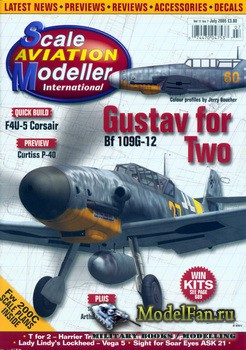 Scale Aviation Modeller International (July 2005) Vol.11 №7