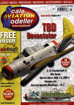 Scale Aviation Modeller International (September 2005) Vol.11 №9