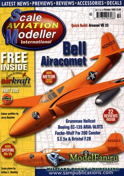 Scale Aviation Modeller International (October 2005) Vol.11 №10