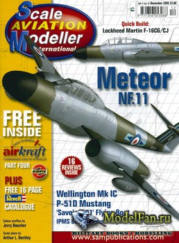 Scale Aviation Modeller International (December 2005) Vol.11 №12