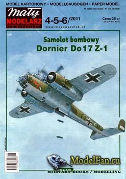 Maly Modelarz №4-5-6 (2011) - Dornier Do 17 Z-1