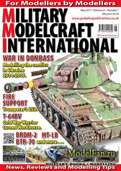 Military Modelcraft International (May 2017) Vol.21 №7