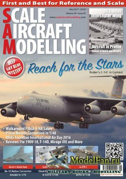 Scale Aircraft Modelling (May 2017) Vol.39 №3