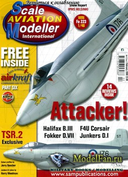 Scale Aviation Modeller International (February 2006) Vol.12 №2