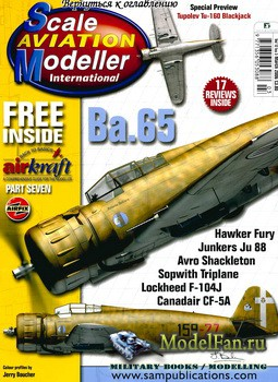 Scale Aviation Modeller International (March 2006) Vol.12 №3