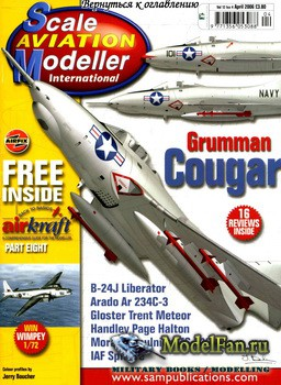 Scale Aviation Modeller International (April 2006) Vol.12 №4