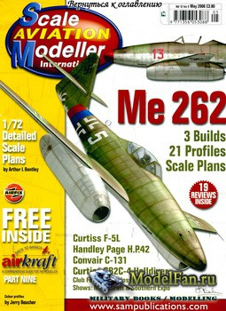 Scale Aviation Modeller International (May 2006) Vol.12 №5