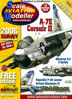 Scale Aviation Modeller International (July 2006) Vol.12 №7