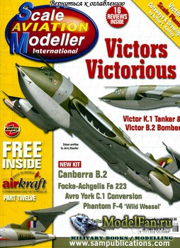 Scale Aviation Modeller International (August 2006) Vol.12 №8