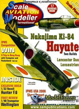 Scale Aviation Modeller International (October 2006) Vol.12 №10