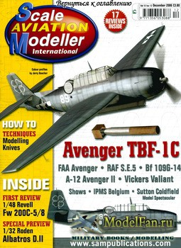Scale Aviation Modeller International (December 2006) Vol.12 №12