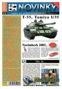 Novinky MPM №9 2003